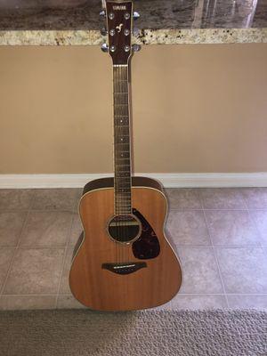 Yamaha FG730s Guitar for Sale in El Cajon, CA