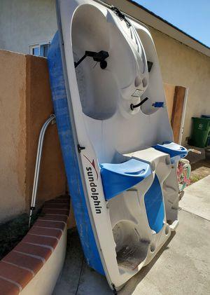 Sundolphin paddle boat for Sale in Huntington Beach, CA