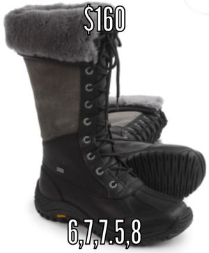 Ugg tall snow boots 6 7 7.5 and 8 available for Sale for sale  Brooklyn, NY