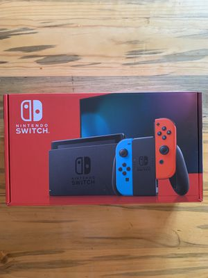 Nintendo Switch V2 Neon NEW for Sale in Tempe, AZ