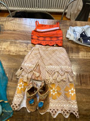 Disney Moana costume for Sale in Chicago, IL