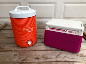 Lunch box and cooler for Sale in Tacoma, WA
