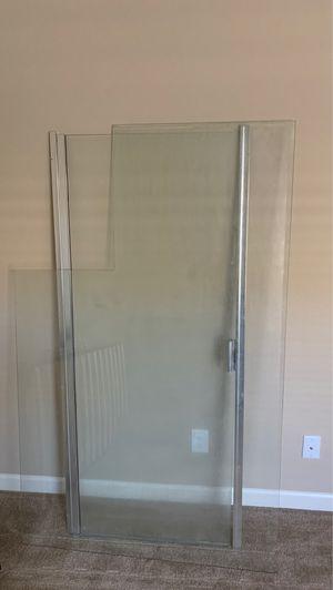 Glass shower door FREE for Sale in Buckeye, AZ