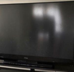 "72"" TV not flat screen Mitsubishi for Sale in Bossier City, LA"