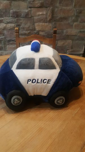 Police car pillow for Sale in Chandler, AZ