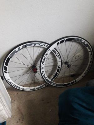Tubular 700c road wheels for Sale in Stockton, CA