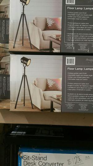 Bridgeport Designs Floor Lamp for Sale in Phoenix, AZ