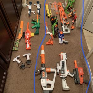 Nerf Guns for Sale in Chula Vista, CA