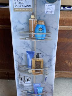 Shower Caddy- 3 Tier for Sale in Arlington,  TX