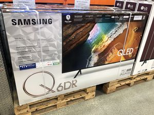 "Samsung 75"" QLED tv for Sale in Los Angeles, CA"
