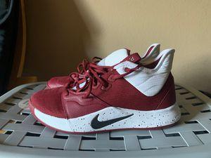 Nike PG 3 Men's Basketball Shoe Size 9 (negotiable for Sale in Beaverton, OR
