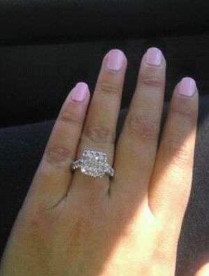 Wedding ring w/ bands for Sale in Silver Spring, MD