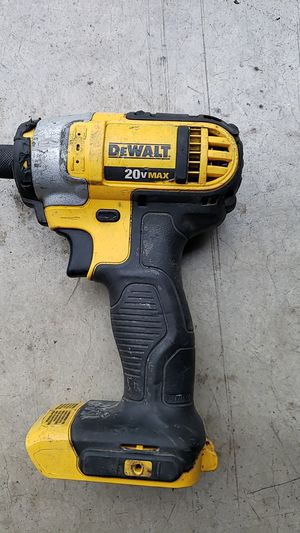 Dewalt 20v impact driver for Sale in Portland, OR