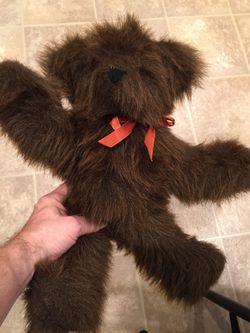 Vermont teddy bear company teddy bear for Sale in Alexandria,  VA