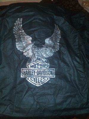 Harley Davidson motorcycle cover for Sale in Cincinnati, OH