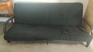 Black sofa/bed futon for Sale in Mountain View, CA