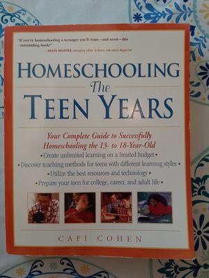 Homeschooling the Teen Years for Sale in Orange, VA