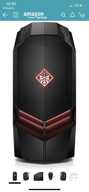 OMEN Gaming Computer w/ Monitor for Sale in Queens, NY