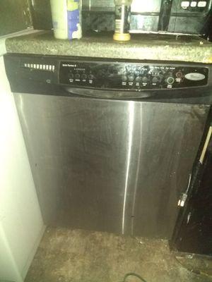 Stainless steel dishwasher for Sale in Wichita, KS