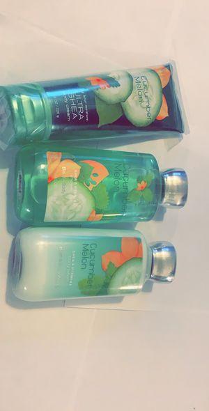 B&B Cucumber Melon Set! for Sale in Alicia, AR