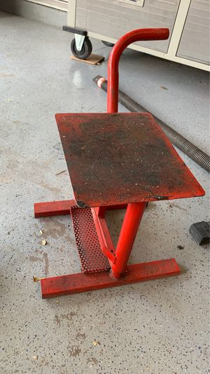 Motorcycle lift for Sale in Peoria, AZ
