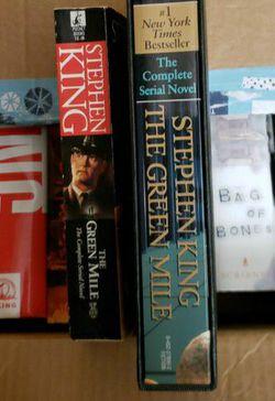 Steven King Books for Sale in Albuquerque,  NM
