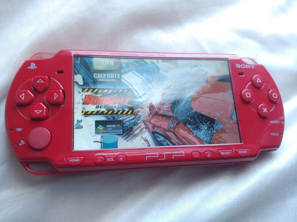 Psp 30gb memory with many games