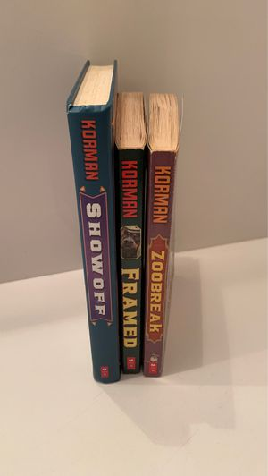 Gordon Korman Adventures. for Sale in South Miami, FL