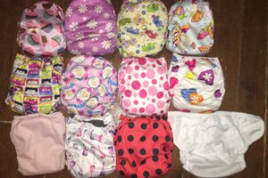 Cloth diapers for Sale in Montello, WI