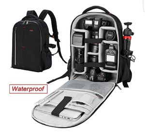 Camera Bag Backpack Camera Waterproof, Camera Case Compatible for Sony Canon Nikon Camera and Lens Tripod Accessories for Sale in Miami, FL