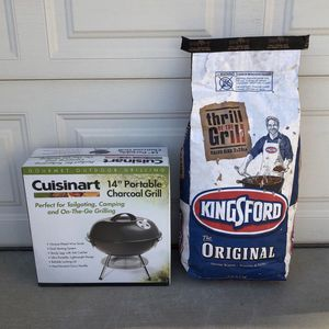 Charcoal BBQ for Sale in Whittier, CA