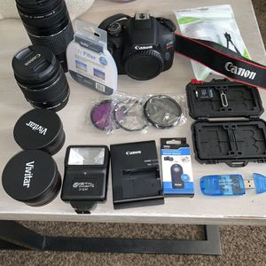 Canon Rebel T7 for Sale in Staten Island, NY