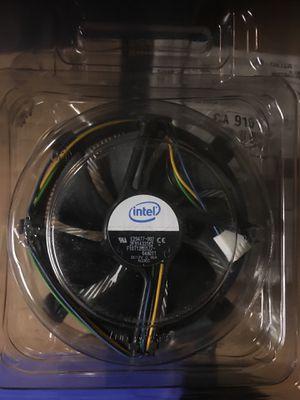 Intel E29477-002 cpu fan LGA1366 computer parts accessory for Sale in Walnut, CA