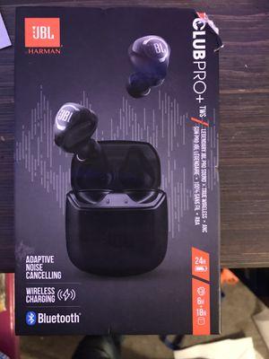 Jbl ClubPro+ tws wireless Headphones for Sale in Shelton, CT