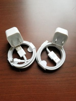 2 brand new iphone chargers for Sale in Queens, NY