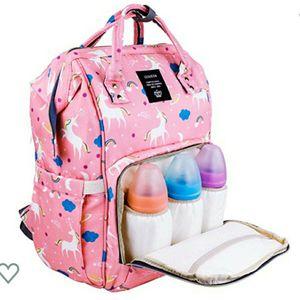 Pink Unicorn Diaper Bag for Sale in San Bernardino, CA