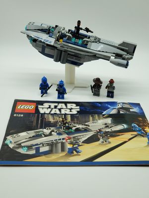 Lego Star Wars Cad Banes Speeder(8128) for Sale in Temecula, CA