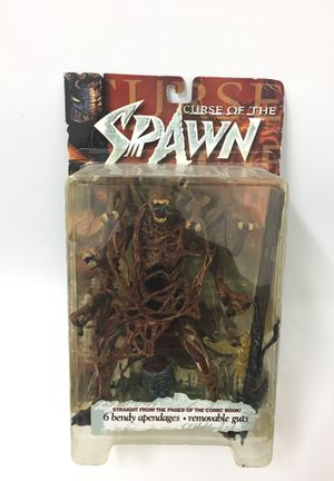 Curse of the spawn Raenius series 13 collectible action figure for Sale in San Fernando, CA