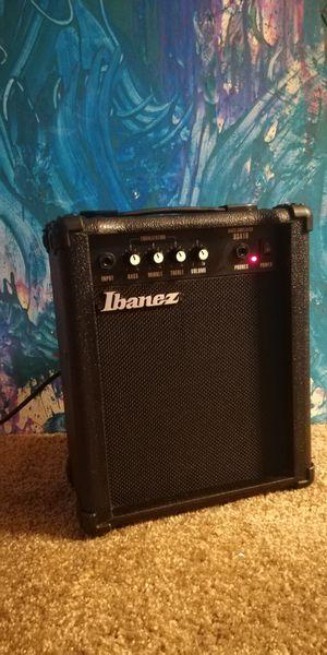 Ibanez BSA10 Bass Guitar Amplifier for Sale in Mesa, AZ