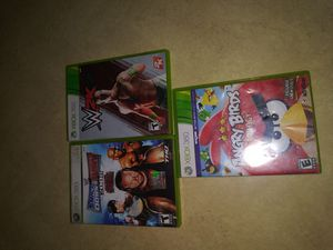 3 xbox 360 games for Sale in Brooklyn, NY