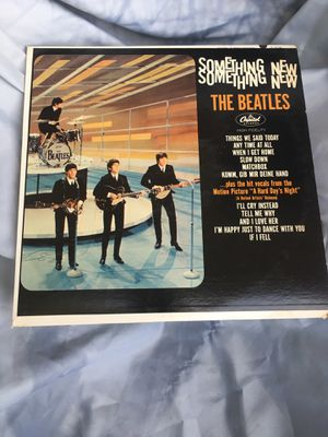 The Beatles Something new Something new album for Sale in Garland, TX