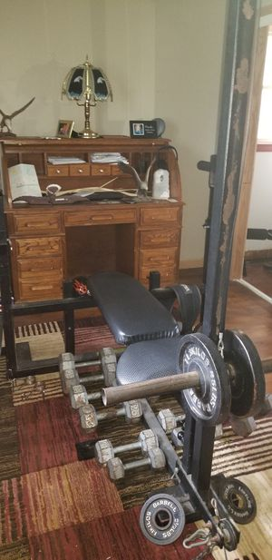 Bio Dyne weight set for Sale in Glendale Heights, IL