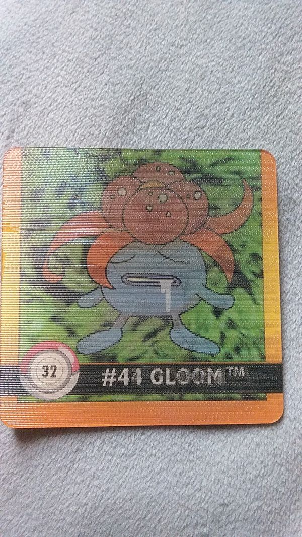 Holographic #44 Gloom Art of Edition.