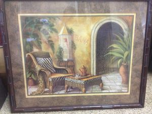 Home Interiors CasaCabana Picture/Wall Hanging for Sale in Fresno, CA