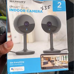 Smart WiFi Indoor Cameras for Sale in Long Beach,  CA