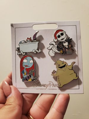 Nightmare before Christmas disney pins for Sale in Torrance, CA