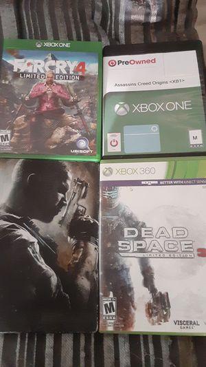Xbox games for Sale in Modesto, CA