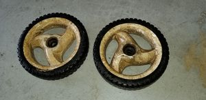 "6"" lawn mower wheels for Sale in Boca Raton, FL"