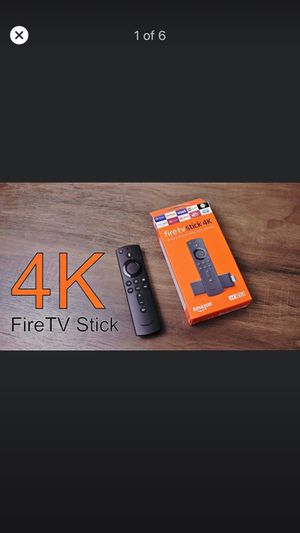 Fire TV Stick Amazon for Sale in Clearwater, FL