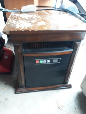 Duraflame 1500 watt electric heater for Sale in Clear Brook, VA